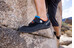 Evolv M's Kronos Shoes Black/Orange